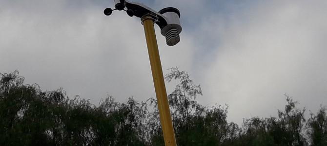 Nueva estación meteorológica Colegio San José
