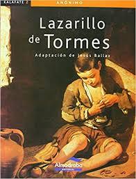 Libro-Lazarillo
